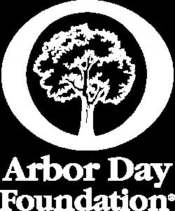 ArborDayFoundationLogo-Stacked_white