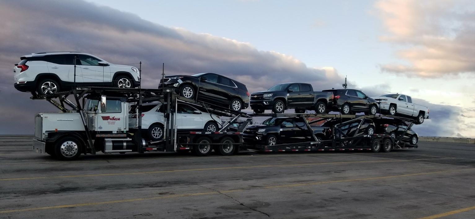 Tribeca Automotive Truck